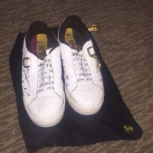 Gwen Stefani LAMB sneakers